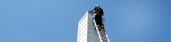 Inspekcja kominów kamerą kominową